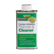EVERBUILD CONTACT ADH THINNERS & CLEANER 250ml