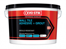EVO-STICK MOULD RESISTANT WALL TILE ADHESIVE & GROUT 1 litre