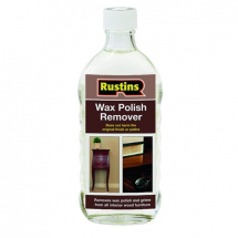RUSTINS WAX POLISH REMOVER 250ML