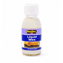RUSTINS LIQUID WAX 125 ml