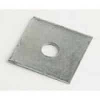 SQUARE PLATE WASHER 50mm x 50mm x M12 Hole
