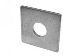 SQUARE PLATE WASHER 50mm x 50mm x M16 Hole