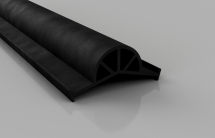 STORMGUARD CDX SPARE RUBBER PER METRE