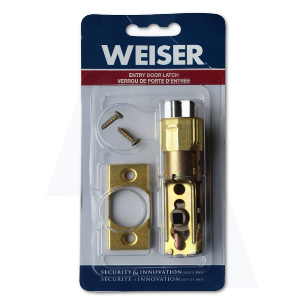 WEISER MORTICE LATCH TO SUIT GENUINE KNOBS 60 / 70MM