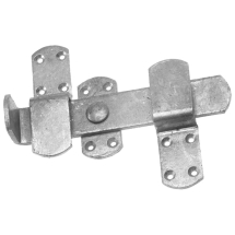 509 KICKOVER STABLE LATCH set GALVANISED