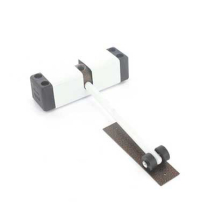 SURFACE FIX DOOR CLOSER WHITE