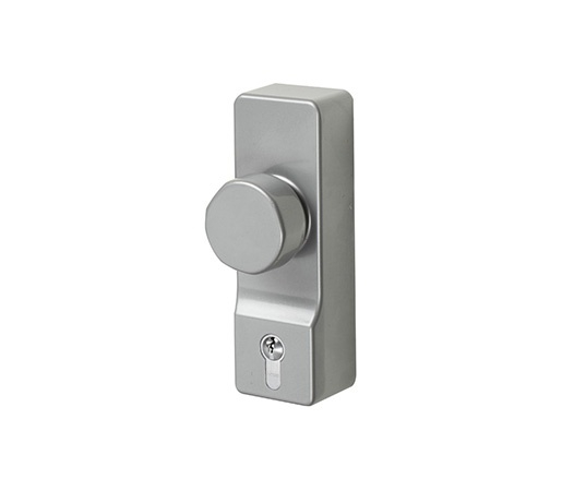 EXIDOR 302 OUTSIDE LOCKING DEVICE KNOB & EURO CYLINDER