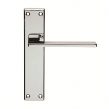 ZONE LEVER ON BACKPLATE SZM035CP LATCH  SET