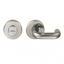 CARLISLE BRASS DISABLED THUMBTURN & RELEASE ZET3025PC POLISHED CHROME