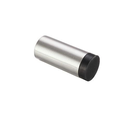 ZAS11SS DOOR STOP HOLLOW PROJECTION WITHOUT ROSE SATIN STAINLESS
