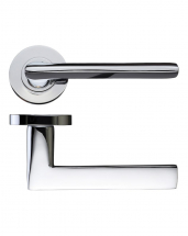 Virottia Lever On Round Rose DAT060CP (Chrome Polished)