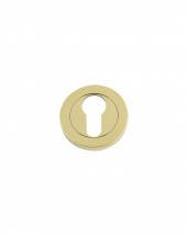Concealed Fix Euro Escutcheon DAT001PVD (Stainless Brass)
