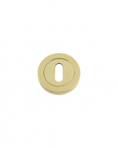 DAT002PVD Standard Profile Escutcheon 50mm (Anti Tarnish Brass)