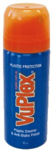Vuplex Plastic Cleaner Anti Static Polish 375gm
