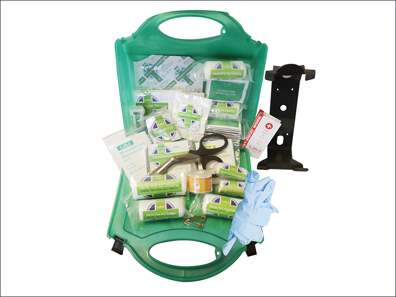 FIRST AID KIT 1-25 person BS APPROVED SCAFAK125BS