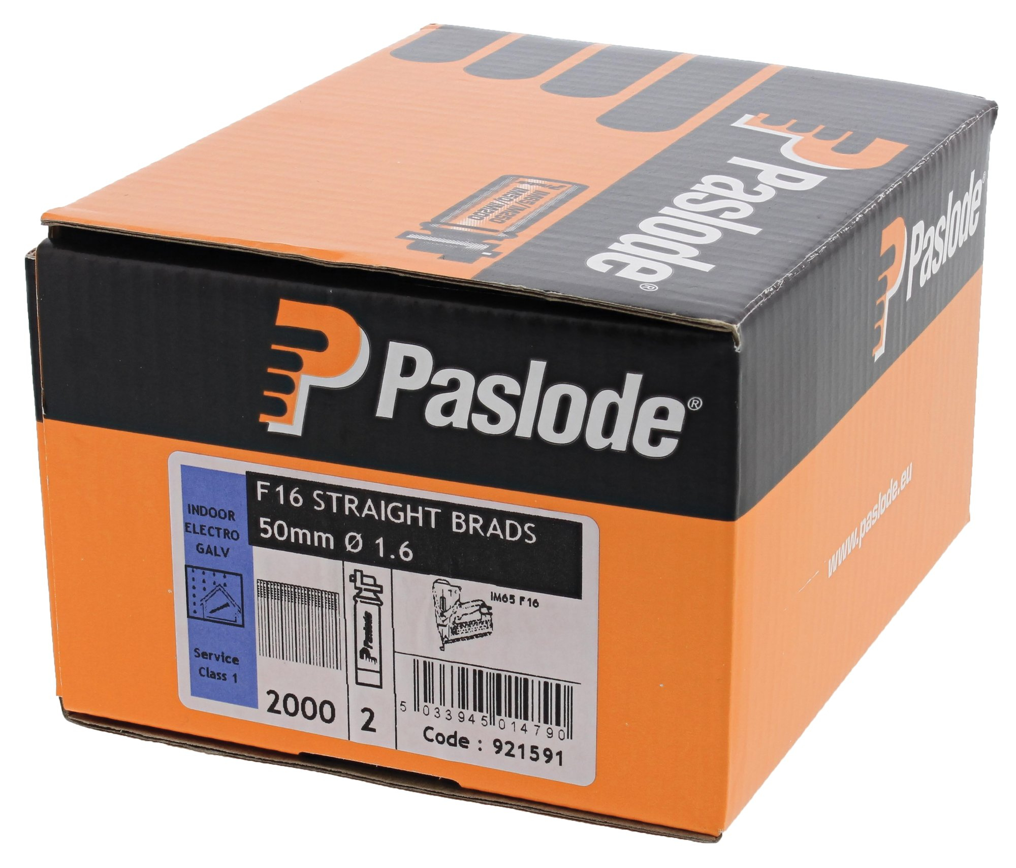Paslode 50mm Straight B...