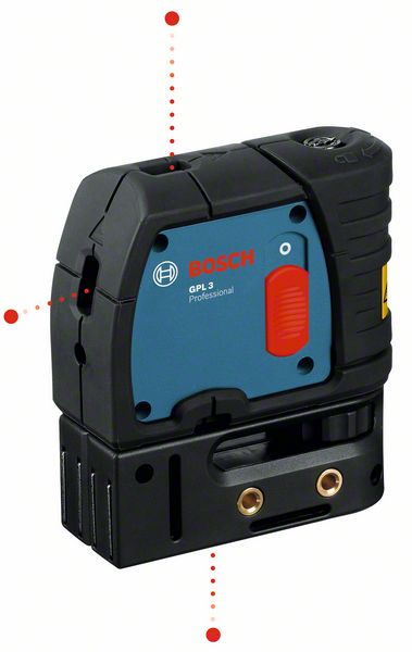 Bosch GPL 3 Point Laser