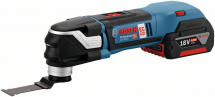 BOSCH GOP18V-28 MULTI CUTTER BARE IN L-BOXX