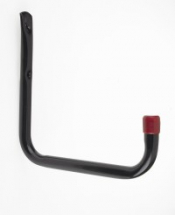 14cm TUBULAR HOOK WITH RED VINYL CAP  H353XX  EACH