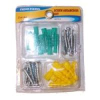 Crown ZY4104 Screw and Plug Set Blister Pack