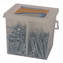 GENERAL ASSORTMENT ROUND WIRE NAILS 1200gm
