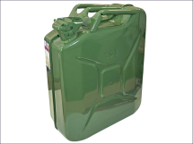 JERRY CAN 20L GREEN / METAL FAIAUJERRY20