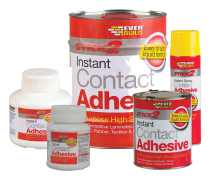 Everbuild Stick 2 Instant Contact Adhesive