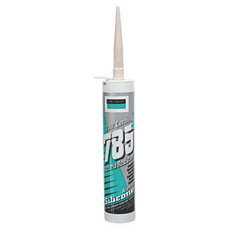 Dow Corning 785 Bacteria Resistant Sanitary Silicone 310ml