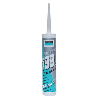 Dow Corning 799 Plastic & Glass Silicone Sealant 310ml