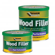 Everbuild 2 Part High Performance Wood Filler