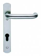 Steelworx SWNP11 DDA Compliant Safetey Lever On Narrow Plate