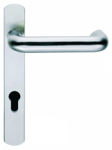 Steelworx SWNP41 DDA Compliant Safetey Lever On Narrow Plate