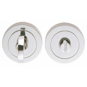 CARLISLE BRASS AA12 THUMBTURN & RELEASE 4.9mm SPINDLE