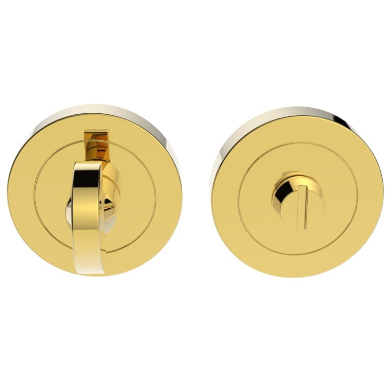 Carlisle Brass AA12 Thumbturn And Release (Screw On Rose)