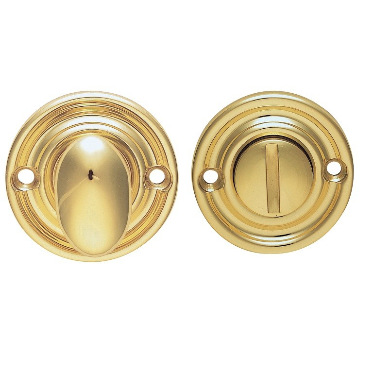 Carlisle Brass AQ133 Oval Thumbturn and Release