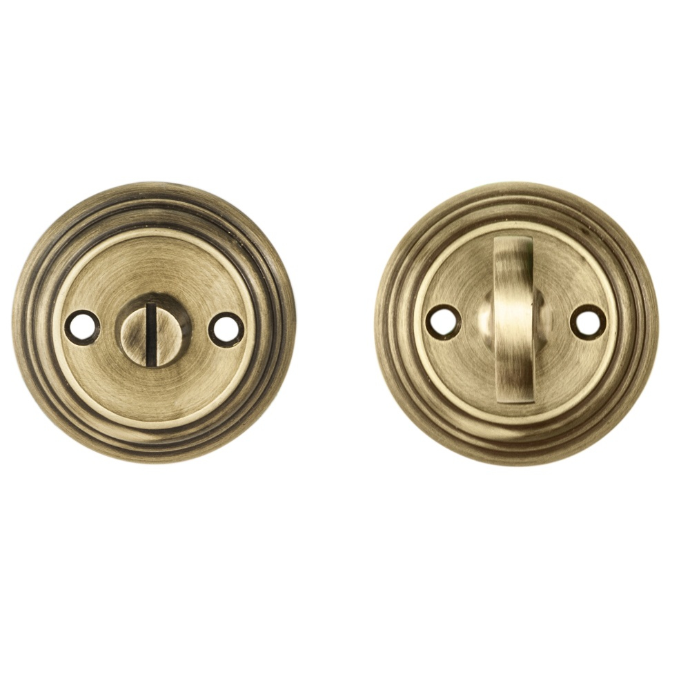 Carlisle Brass DK12 Delamain Large Thumbturn and Release