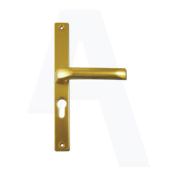 Hoppe London 48mm UPVC Lever Door Furniture