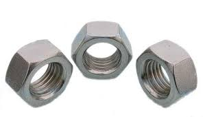 Zinc Plated Steel Hexagon Nut