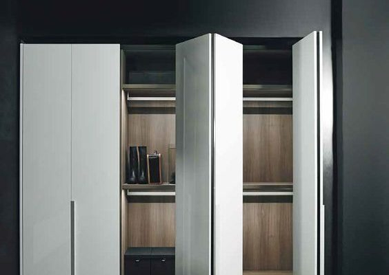 Hillaldam Coburn Twin-Fold Wardrobe Door Gear