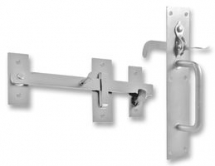 SUFFOLK GATE LATCH 50/4 HEAVY PATTERN