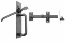 20/2 Light Suffolk Gate Latch with Long Thumb Piece