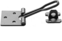 HS610 Wire Hasp & Staple