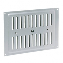 Hit & Miss Vent Aluminium