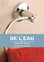 Carlisle Brass DE L`EAU Bathroom Fittings