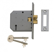 Union 2477 75mm Sliding Door Lock