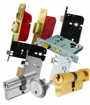 Multi Point Locks