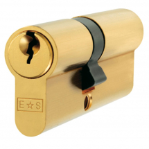 Eurospec MP5 Economy 5,Pin Euro Double Cylinder Key/Key