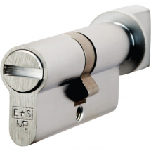 Eurospec MP5 Bathroom Cylinder & Turn
