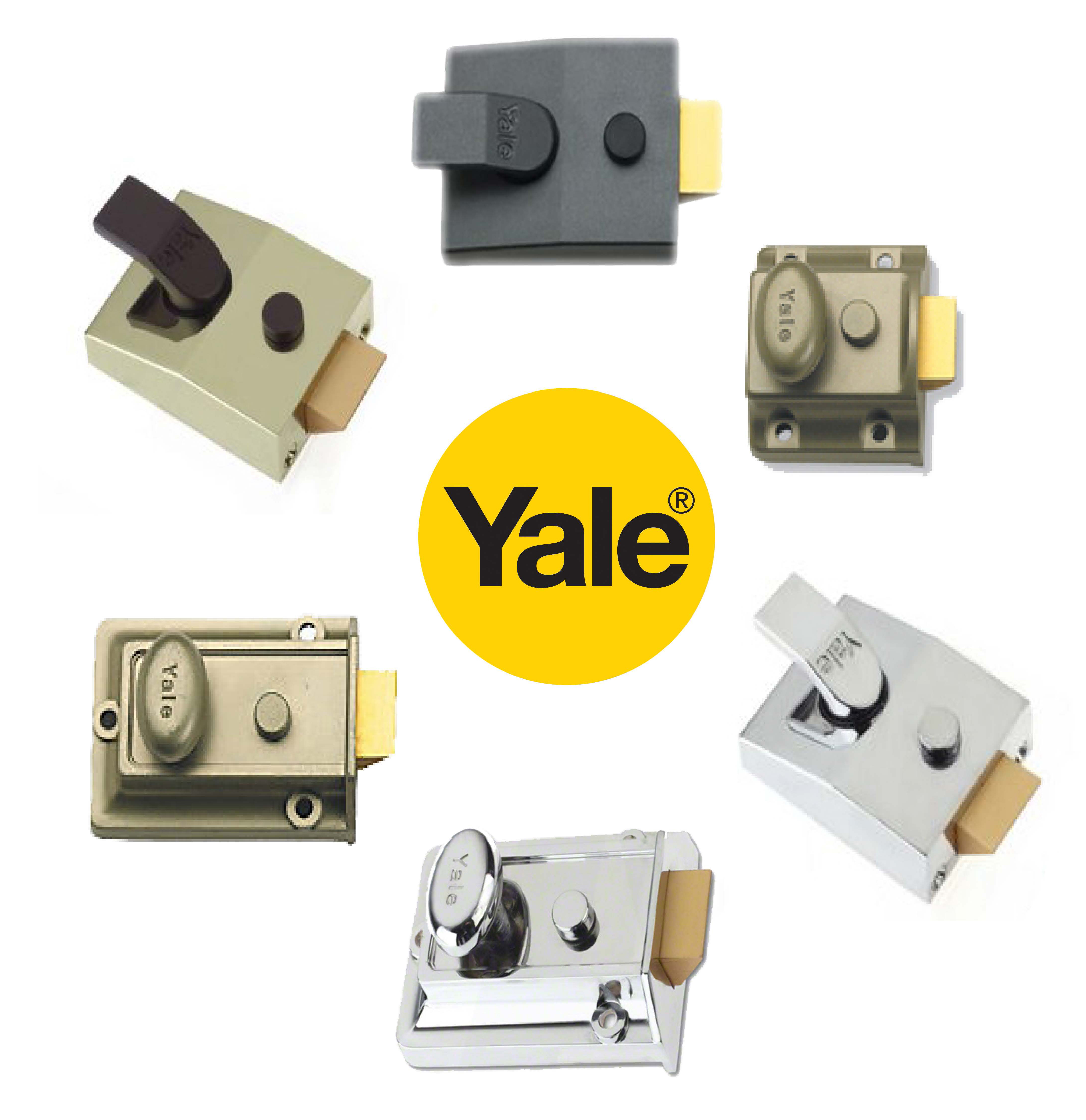 YALE NIGHTLATCHES