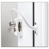 Jackloc Lockable Cable Window Lock